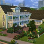 The Charleston house by NewBee123