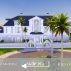 Marble Mansion by SIMSBYLINEA