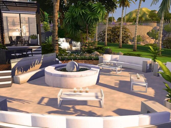 Sims 4 Ultimate Luxury Villa by Sarina Sims at TSR