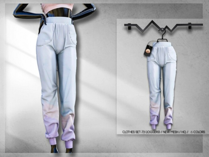 Clothes SET-73 JOGGERS BD286 by busra-tr