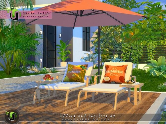 Shara Patio I by NynaeveDesign at TSR image 5123 670x503 Sims 4 Updates