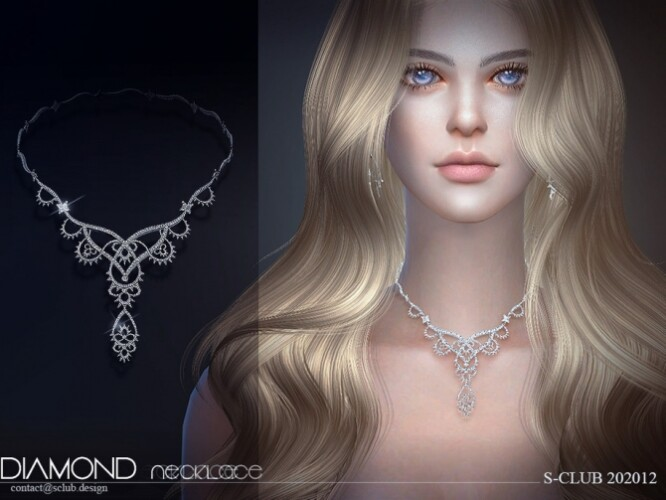 Necklace 202012 by S-Club LL