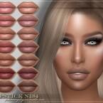 FRS Lipstick N184 by FashionRoyaltySims