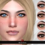 Realistic Eye N13 All ages by remaron
