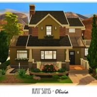 Olivia house by Ray_Sims