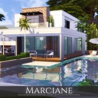 Marciane house by Rirann