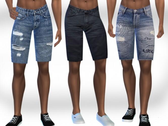Men Casual Shorts by Saliwa