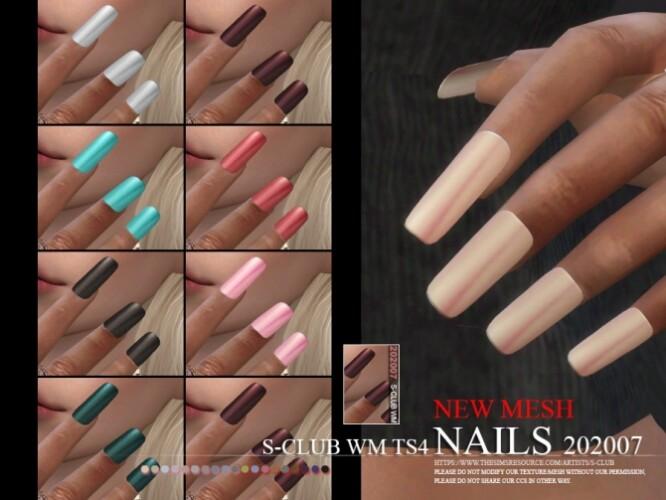 Nails 202007 by S-Club WM
