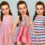 Toddler Dresses Collection P148 by lillka