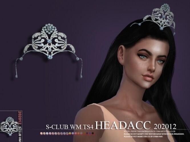 Headacc 202012 by S-Club WM
