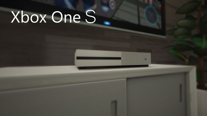 Xbox One S by mule123