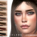 Eyebrows N75 by Seleng