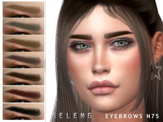 Eyebrows N75 by Seleng