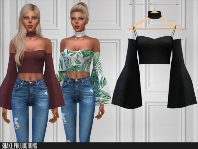 463 Blouse by ShakeProductions