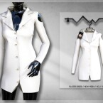 Blazer Dress BD272 by busra-tr