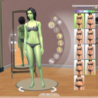 41 Maxis Skins with Occult Tags by DizZyDiceS