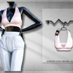Clothes SET-73 TOP BD285 by busra-tr