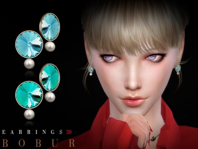 Earrings 20 by Bobur3