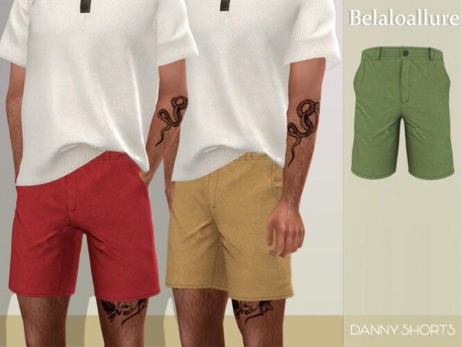 Belaloallure Danny shorts by belal1997