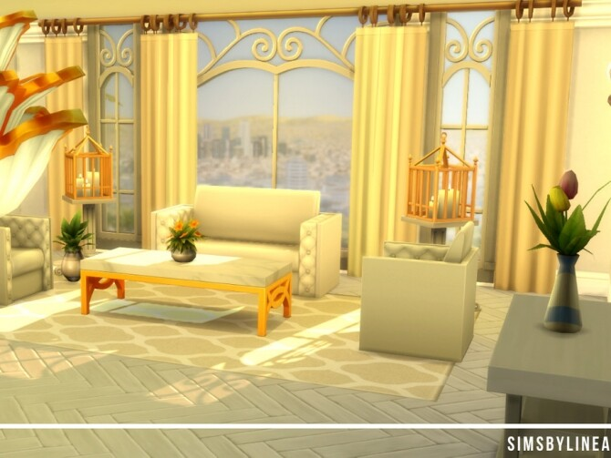 Marble Mansion by SIMSBYLINEA at TSR image 6101 670x503 Sims 4 Updates
