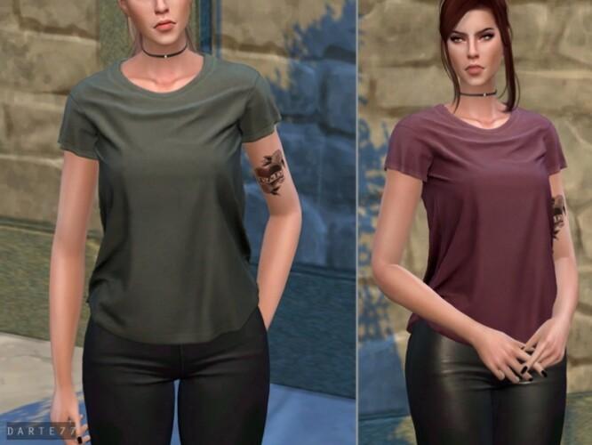 Short Sleeve T-Shirt by Darte77