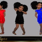 Dress Dany by LYLLYAN
