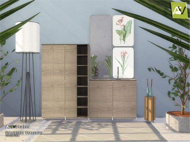 Danberry Hallway by ArtVitalex