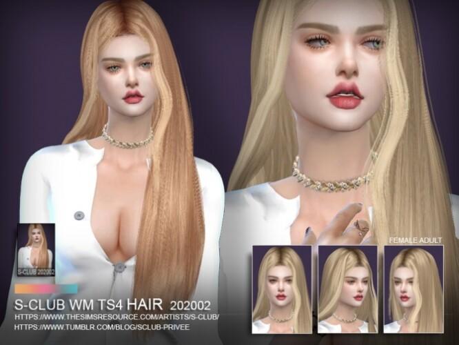 Hair 202002 by S-Club WM