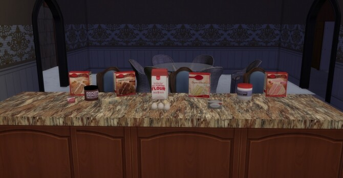 Grocery Baking Ingredients PART 1 by Laurenbell2016 at Mod The Sims image 6410 670x349 Sims 4 Updates
