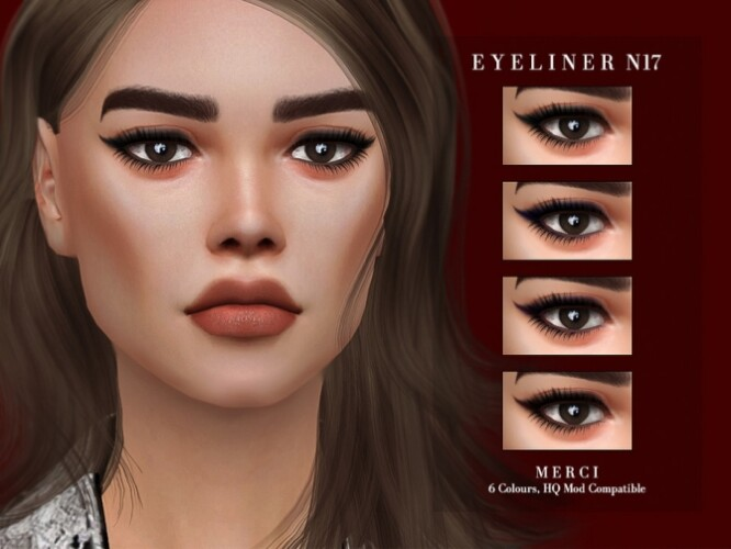 Eyeliner N17 by Merci