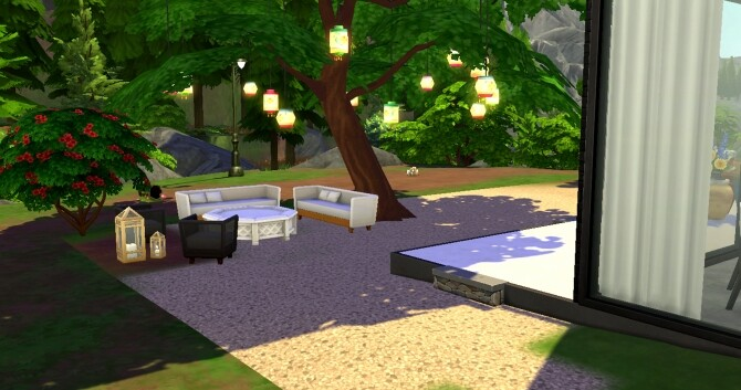Sims 4 Lake House by valbreizh at Mod The Sims