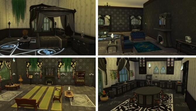 Baron Samedi House at Tatyana Name image 648 670x378 Sims 4 Updates