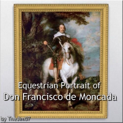 Equestrian Portrait by TheJim07