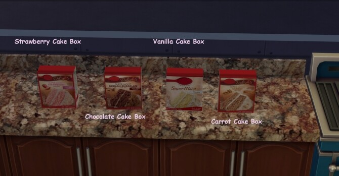 Grocery Baking Ingredients PART 1 by Laurenbell2016 at Mod The Sims image 6510 670x349 Sims 4 Updates