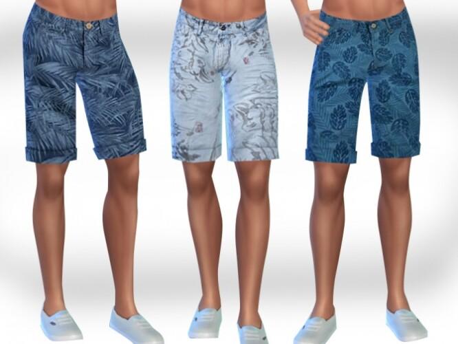 Summer Style Casual Mesh Shorts by Saliwa