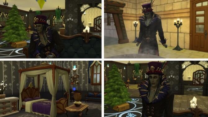 Baron Samedi House at Tatyana Name image 669 670x378 Sims 4 Updates