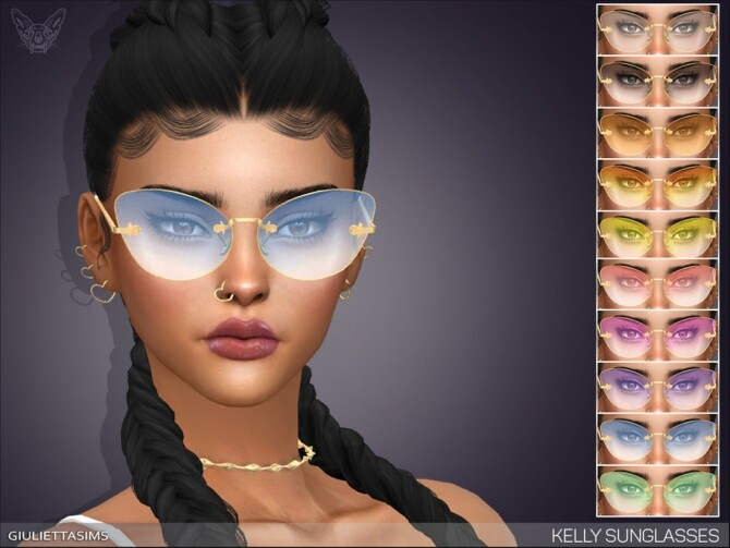 Kelly Sunglasses by feyona at TSR image 6720 670x503 Sims 4 Updates