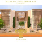 Modern Contemporary Apartment by Malolos The Great