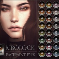 Ribolock Eyes by RemusSirion