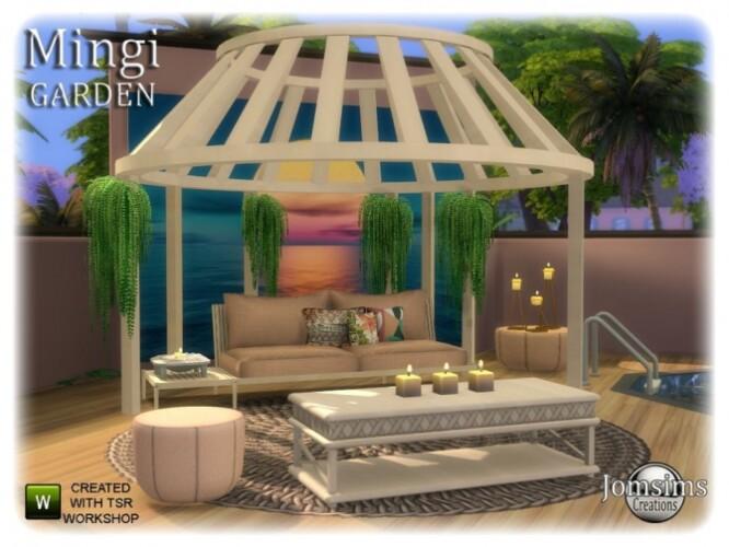 Mingi Garden by  jomsims