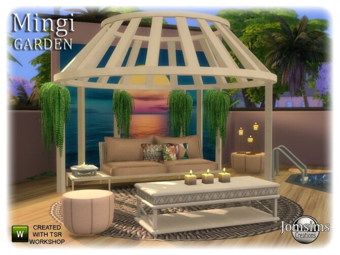 Mingi Garden by  jomsims at TSR image 7015 670x503 Sims 4 Updates