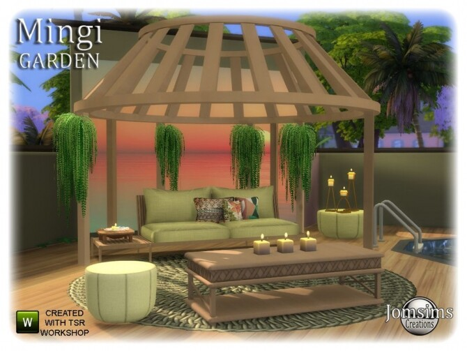Mingi Garden by  jomsims at TSR image 7117 670x503 Sims 4 Updates
