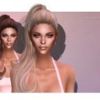 Mia hair by Nightcrawler Sims