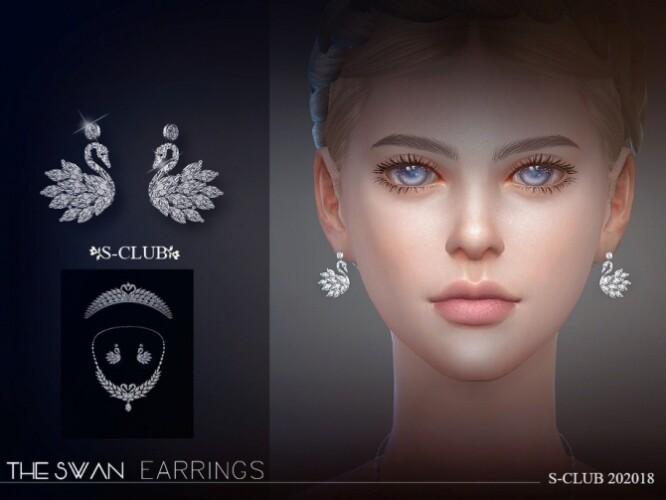 EARRINGS 202018 by S-Club LL