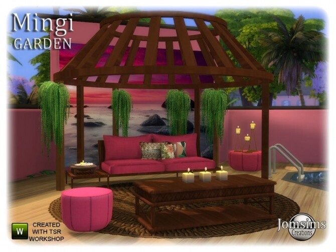 Mingi Garden by  jomsims at TSR image 7215 670x503 Sims 4 Updates
