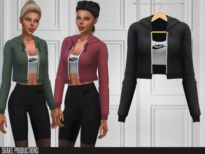 Sims 4 478 Clothes SET by ShakeProductions at TSR