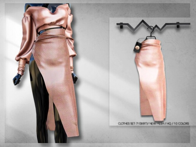 SKIRT BD275 by busra-tr