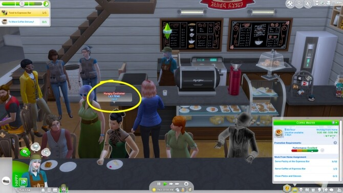 Barista Career Mods by rubi at Mod The Sims image 7311 670x377 Sims 4 Updates