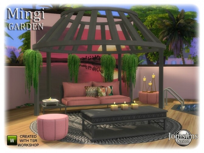 Mingi Garden by  jomsims at TSR image 7314 670x503 Sims 4 Updates