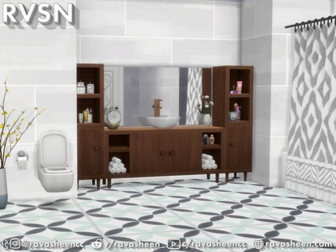 Bidet As It May Bathroom Set by RAVASHEEN